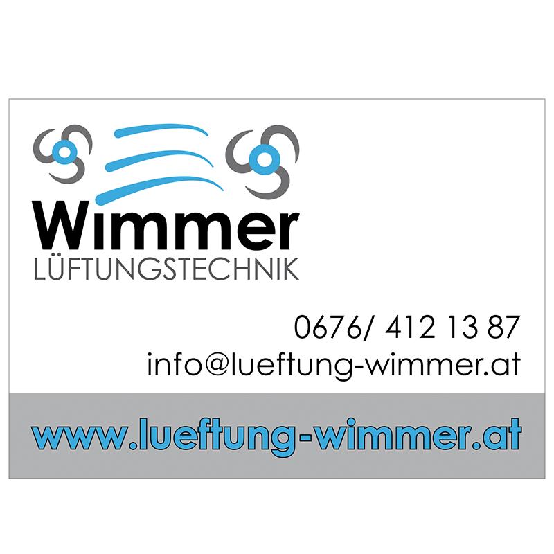 Bauschild-Wimmer